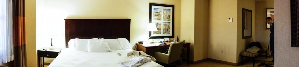 Hotel Review- Radisson Plaza – Warwick Hotel Philadelphia