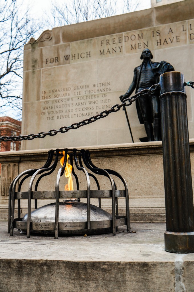 Tomb of the Unknown Soldier, Philadelphia, PA