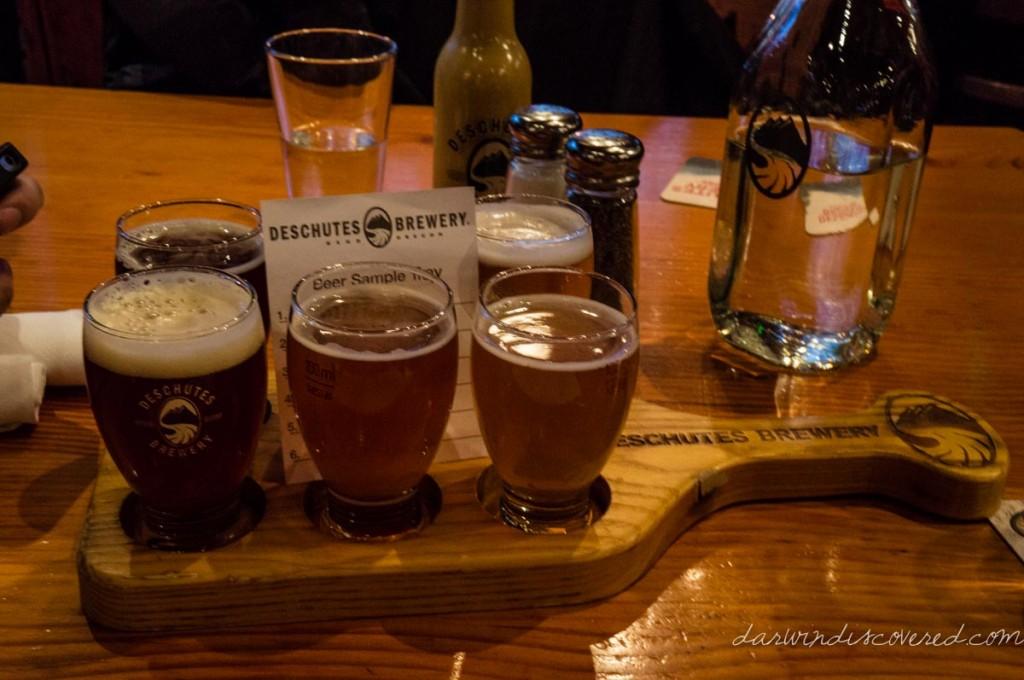 deschutes brewery, portland