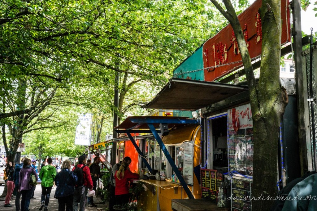 portland, or food carts
