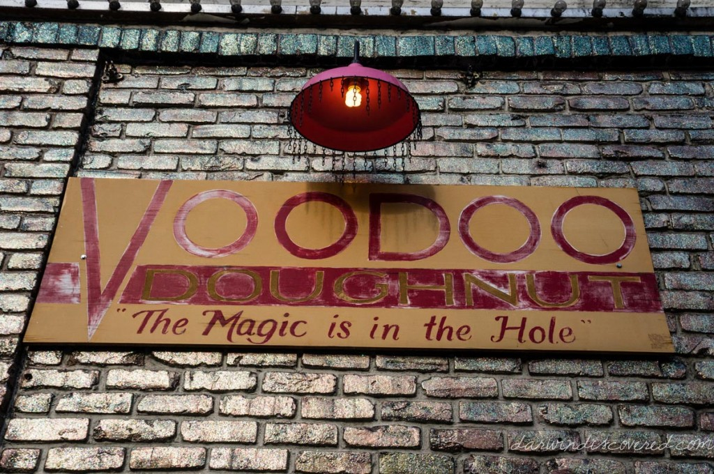 voodoo doughnuts, portland, or