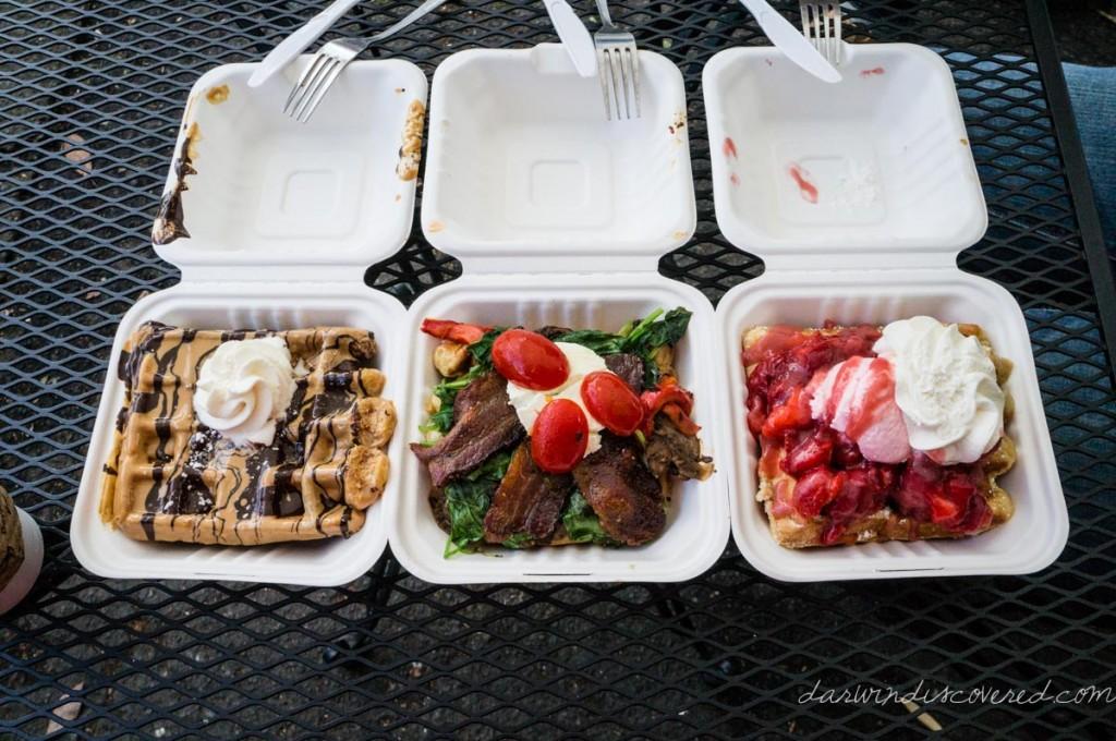 Portland - Waffle Window