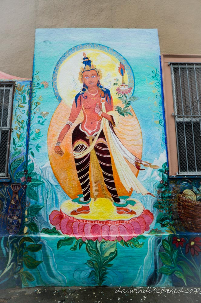 Murals, San Francisco Balmy AlleyMurals, San Francisco Balmy Alley
