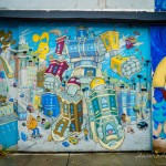 San Francisco, CA: Balmy Alley Murals
