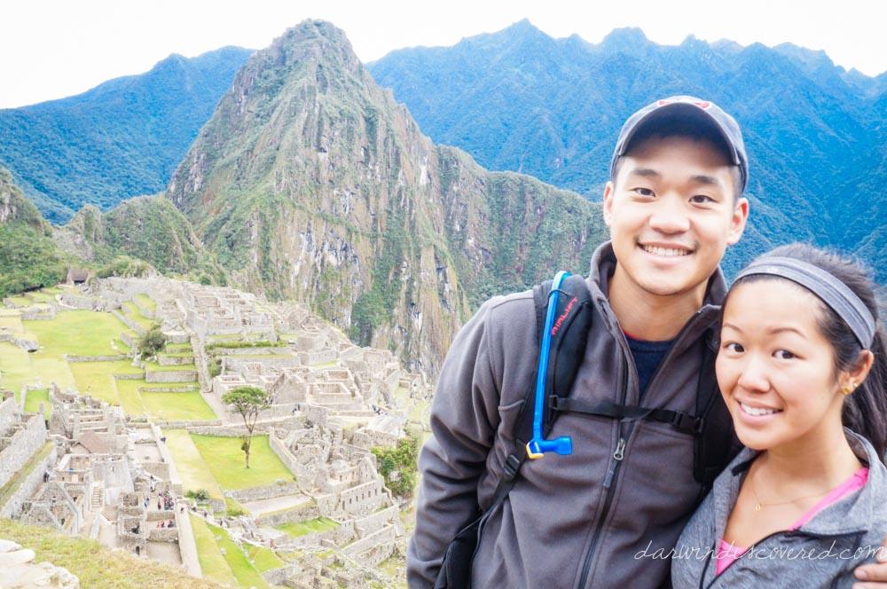 The Inca Trail Classic 4-Day Hike: Day 4, Machu Picchu