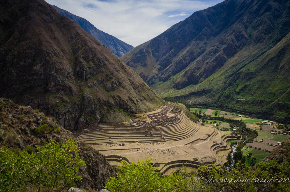 The Inca Trail Classic 4-Day Hike: Day 1