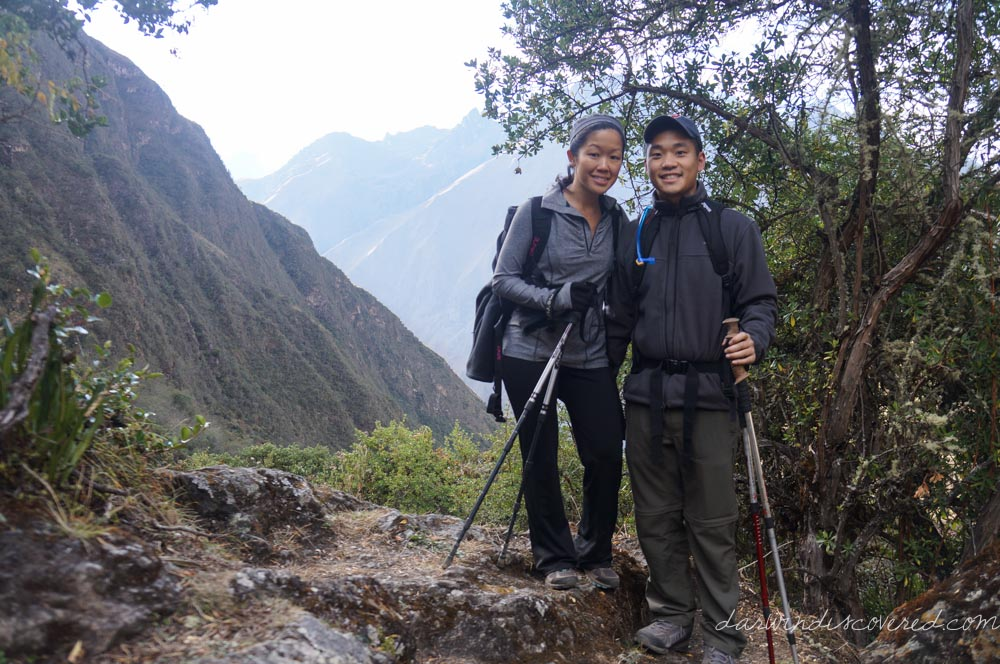 The Inca Trail Classic 4-Day Hike: Day 2