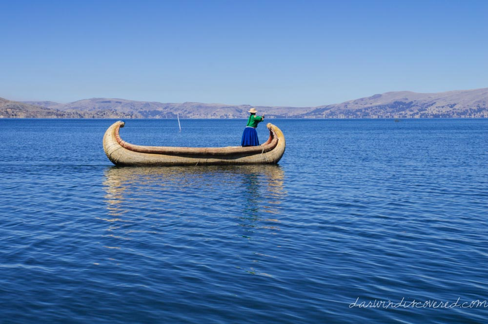 Travel Notes: Puno and Lake Titicaca