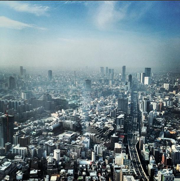 Vacation Snapshots: Tokyo, Japan
