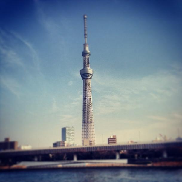 Tokyo Skytree, Japan