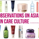 5 Observations on Asia's Skin Care Culture