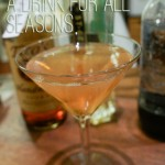 Drink Recipe – Spring 2014: The Stodtini