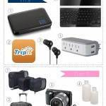 His and Hers: 5 Travel Essentials We Love