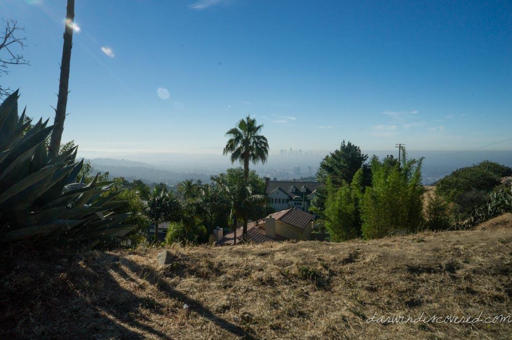 Los Angeles, CA: Runyon Canyon Park