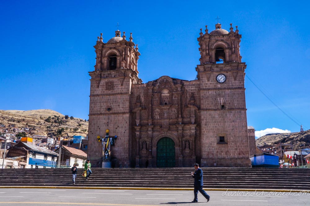 Travel Notes: Puno & Lake Titicaca